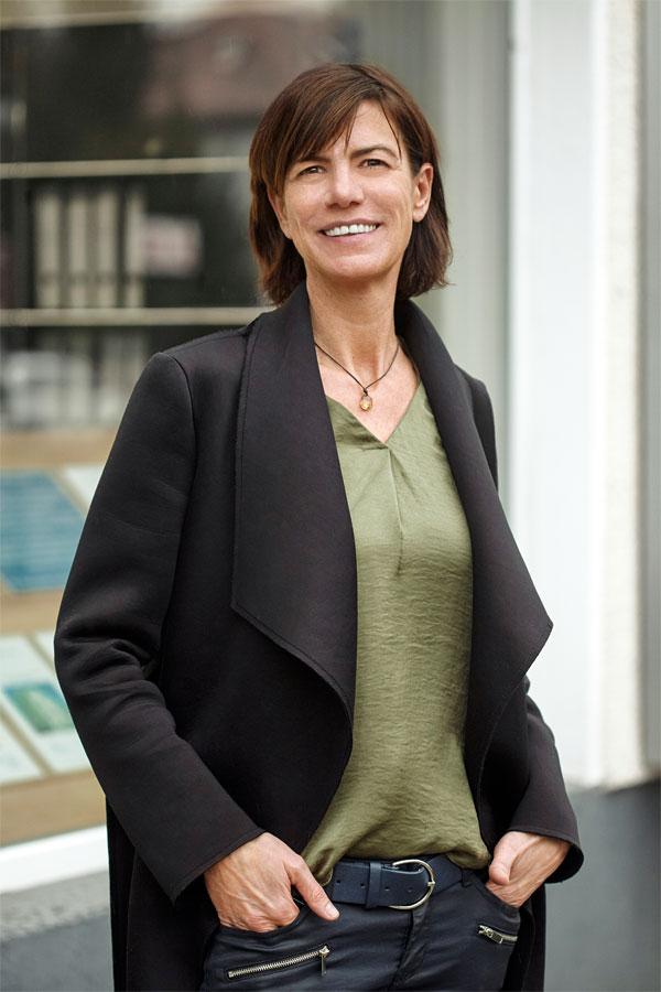 Sabine Weydemann - Assistentin der Geschätsführung