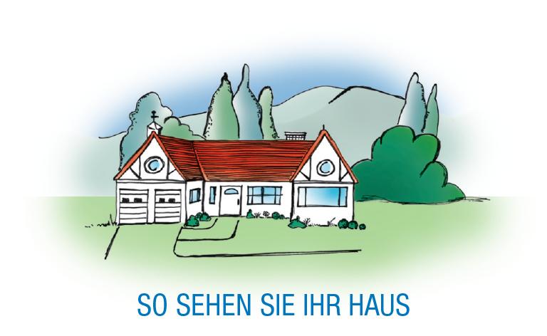 So sehen Sie Ihr Haus